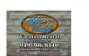 Shore Nuff signage
